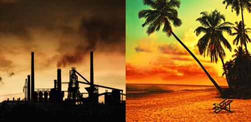dirty-factory-tropical-beach-sunrise